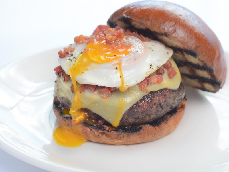 Brady's Burger