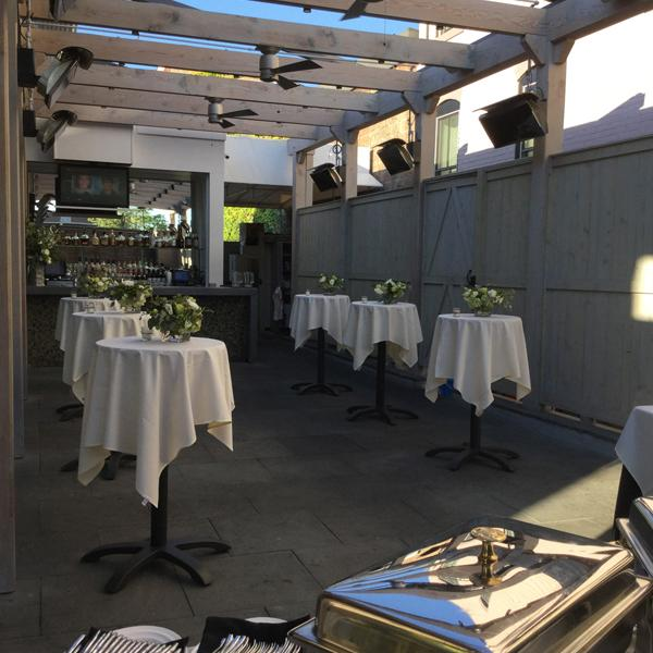 One of Our Many Private Events